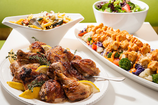 Corporate Catering Menus