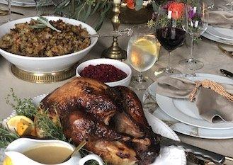 Cincinnati Thanksgiving Delivery