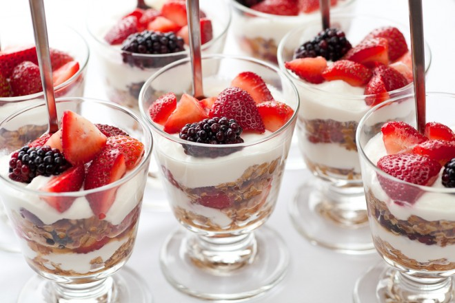 yogurt-parfaits